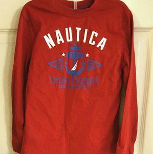 Nautica Matching Sets - NOT NAUTICA BOYS 3 PIECE HOODIE SET SIZE  5/6
